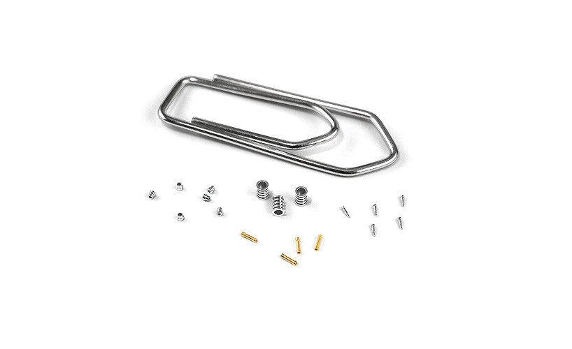 Precious Metal Components | High Precision Parts | Micro ...