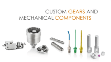 custom gears and mechanical components