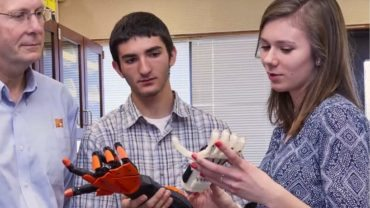 precipart robotic hands
