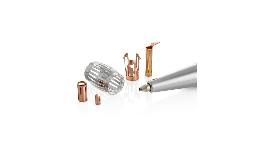 precision stamping components